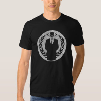 We Are Anonymous With Eye (Vintage) T-Shirt