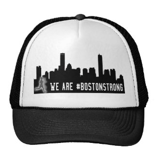 We are Boston Strong Sports Teams Cap