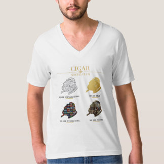 WE ARE CIGAR SOCIAL CLUB T-Shirt