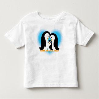 We Are Family - Penguin Family Toddlertees Toddler T-Shirt