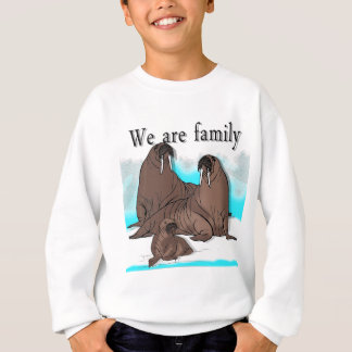 We are Family Sweatshirt