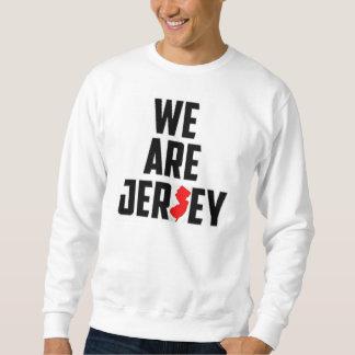 We Are Jersey Crewneck Sweatshirt