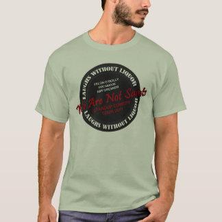 WE ARE NOT SAINTS 2011 TOUR T-Shirt