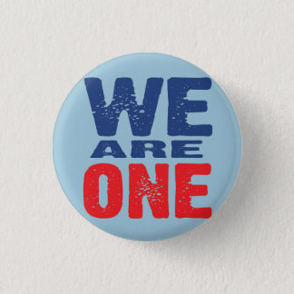 We are One button