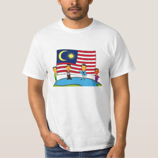 """We Are One Malaysia"" by Curves Asia Tees"