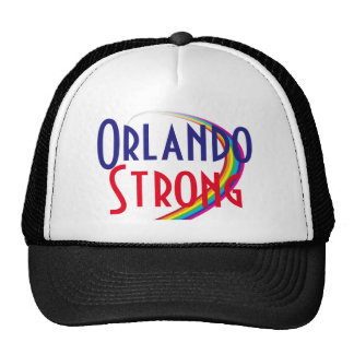 We Are Orlando Strong Awareness Hat