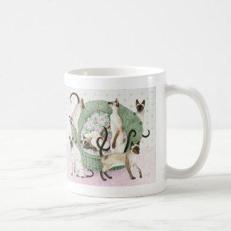 We are Siamese if you please Coffee Mug