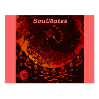 """""""We are SoulMates""""* Postcard"""