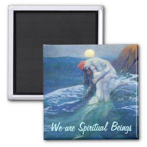 We are Spiritual magnet