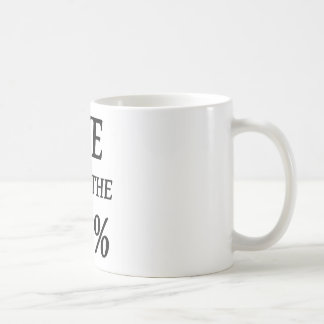 WE ARE THE 99% - SUPPORT OCCUPY WALL ST PROTESTS MUG
