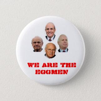 We Are The Eggmen 6 Cm Round Badge