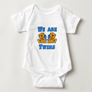 We Are Twins 1 Tshirt