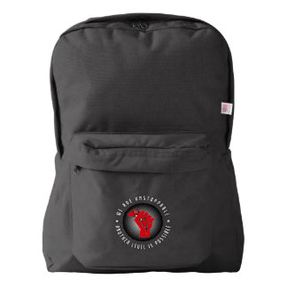 We Are Unstoppable - Another Level Is Possible Backpack