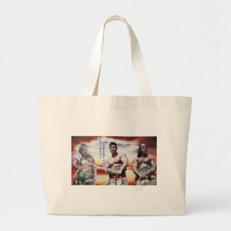 We are Warriors Jumbo Tote Bag