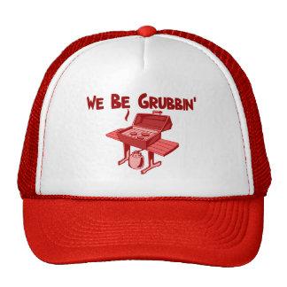 We Be Grubbin Cap
