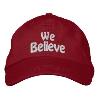 We Believe, Arizona  Embroidered Cap