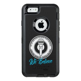 We Believe iPhone & Samsung Otterbox Case
