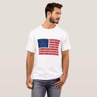"""we believe"" t-shirt"