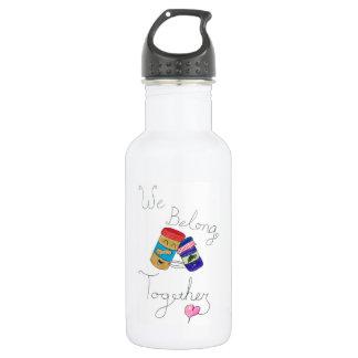 We Belong Together Water Bottle