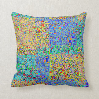 We Built These Cities 2 Throw Pillow