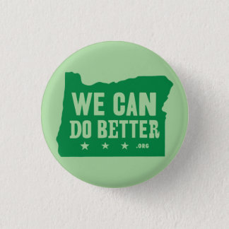 We Can Do Better button