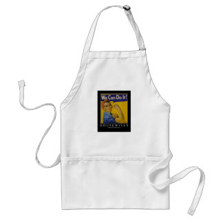 We can do it housewives standard apron