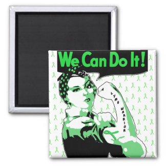 We Can Do It, Lyme Disease Warrior Magnet