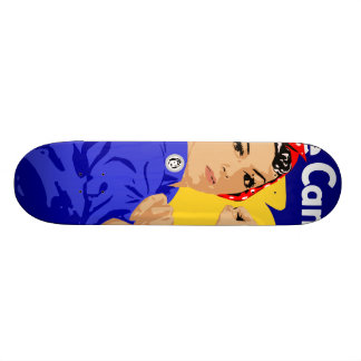 We Can Do It! Rosie The Riveter WWII Poster Skateboard Deck