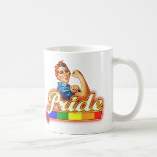 We can Do it With Pride Coffee Mug