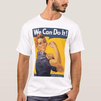 We Can Do It World War II T-Shirt