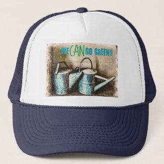We CAN Go Green Trucker Hat