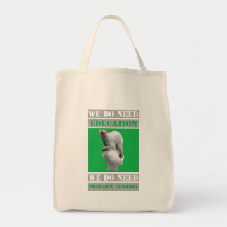 We do need some canvas bag