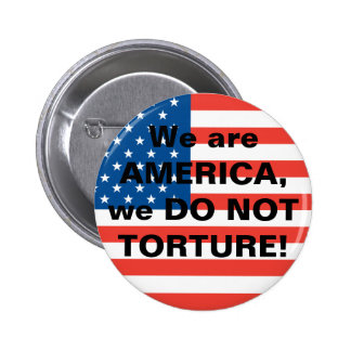 We Do Not Torture Button