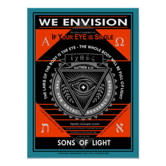 We Envision Poster