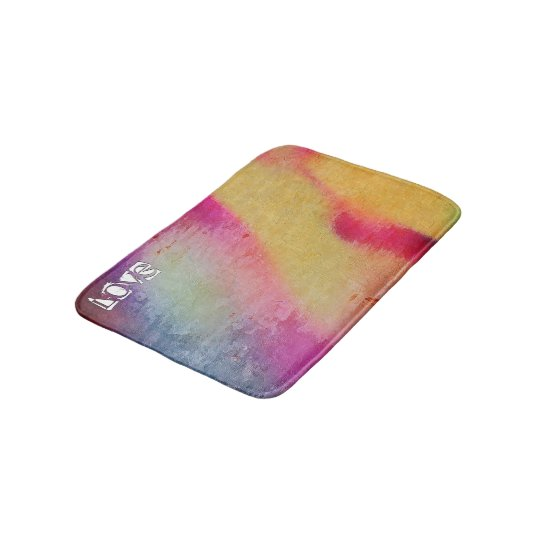 We Feed On What Is In Our Garden. Bath Mat