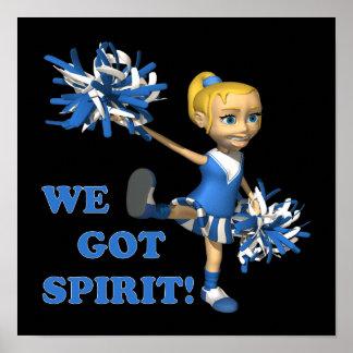 We Got Spirit Poster