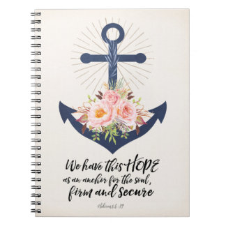 We Have This Hope Notebook
