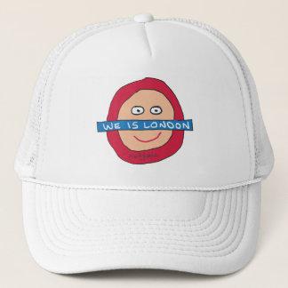 We Is London Trucker Hat