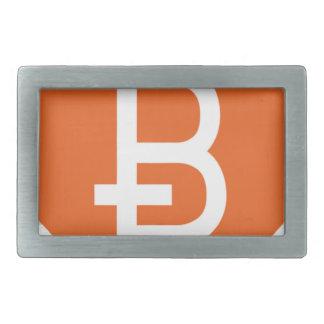 We Love Bitcoin Belt Buckle