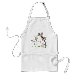 We love Grammy Standard Apron