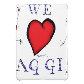 we love haggis case for the iPad mini
