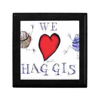 we love haggis gift box