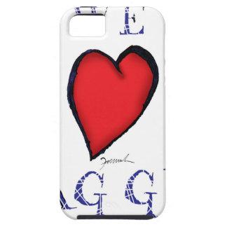 we love haggis iPhone 5 cover