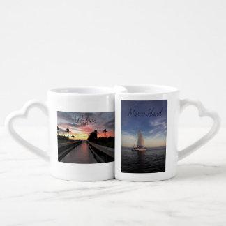 We love Marco Island - Mug Set