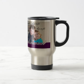 We Love Mimi Grandma Mother Gift Travel Mug