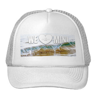We love mini waves cap