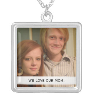 We Love Our Mom! Picture: Necklace