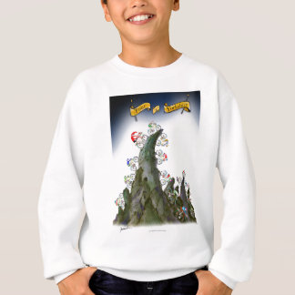 we love tour d' yorkshire sweatshirt