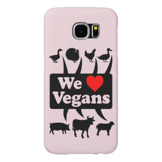 We love Vegans II (blk)