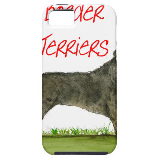 we luv border terriers from tony fernandes tough iPhone 5 case